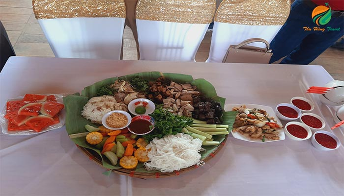 Nền ẩm thực Ba Vì với nhiều món ăn ngon