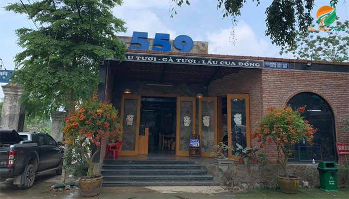 Nhà hàng 559