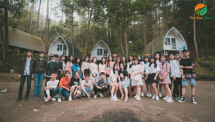 Sơn Tinh Camp Ba Vì địa điểm thích hợp cho chuyến dã ngoại cắm trại