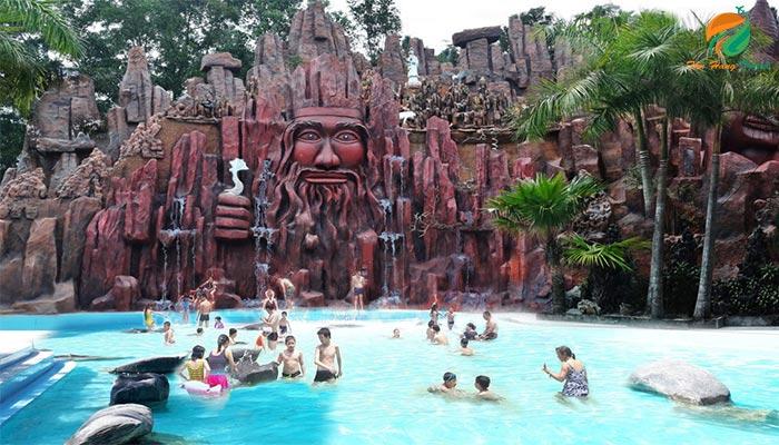 Thanh Lâm Resort điểm đến cho ngày cuối tuần