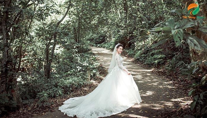 Top 10 địa điểm chụp ảnh cưới ở Ba Vì