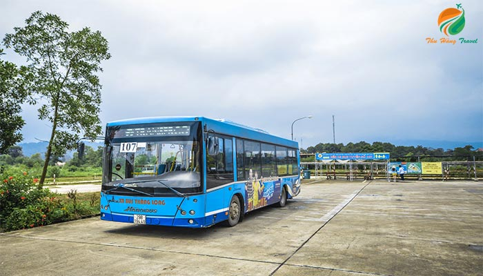 Xe buýt Ba Vì được khai chương