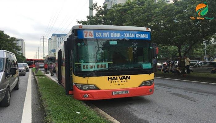 Tuyến xe buýt 74