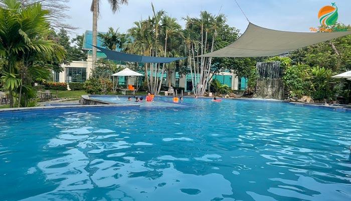 Tản Đà Spa resort Hòa Trung Vân Hòa Ba Vì Hà Nội