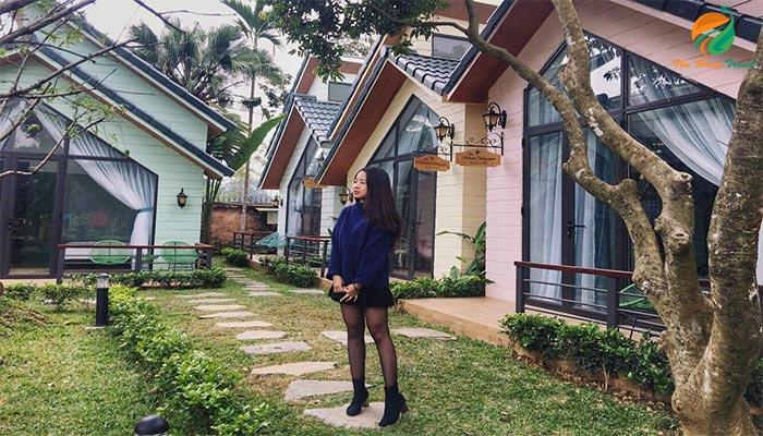 Booking phòng Ba Vì Villa ở May Tropical