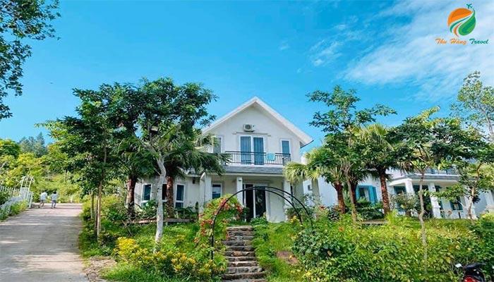 Booking phòng villa Ba Vì giá hấp dẫn