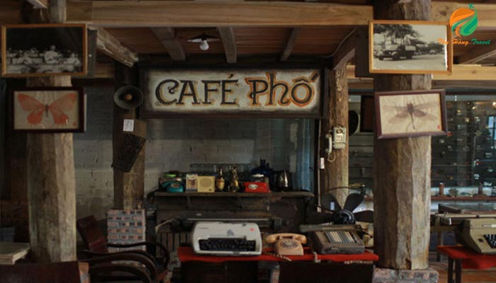 cà phê phố Long Việt