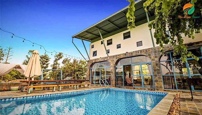 Villa Homestay giá rẻ ở Ba Vì