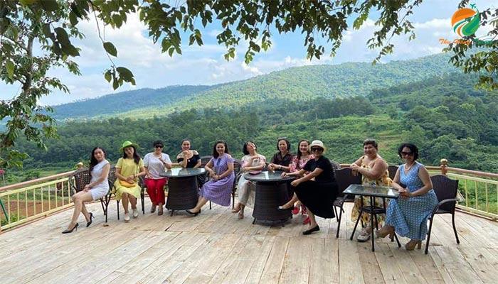 Paragon Resort địa điểm họp lớp hấp dẫn ở Ba vì