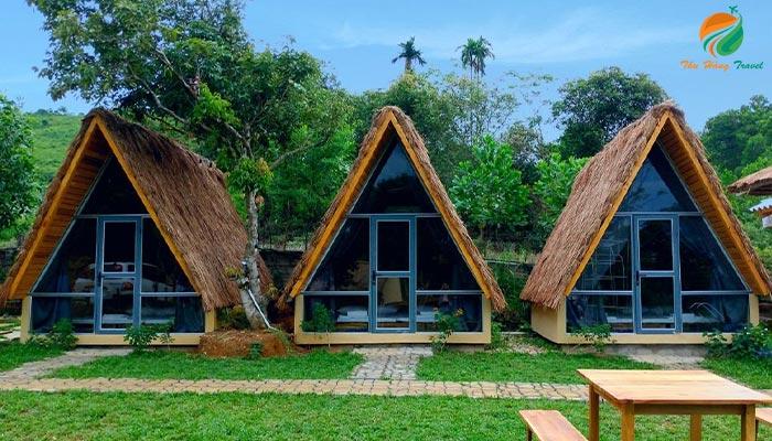 Tochi Garden Top 10 homestay đẹp Ba Vì