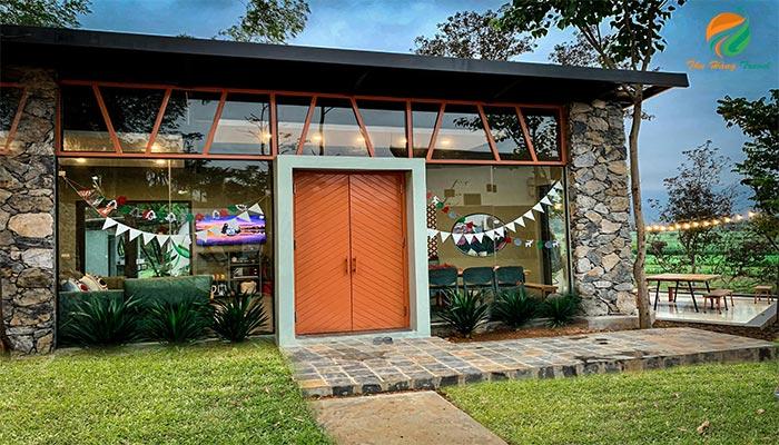 Tochi Lakeside khu villa homestay giá rẻ ở Ba Vì