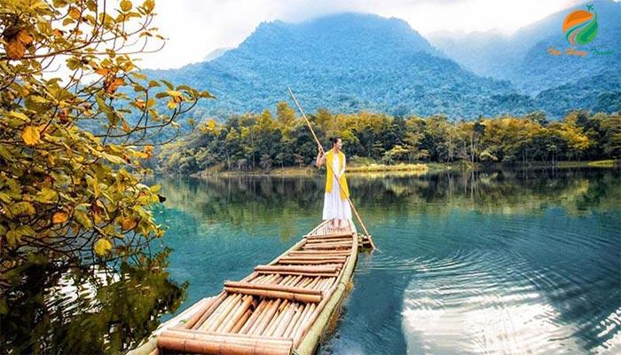 Phong cảnh đẹp ở Medi Thiên Sơn